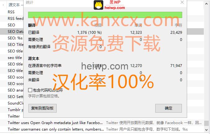 【免费下载】Yoast SEO v14.5破解版【汉化率100%免费下载】-2