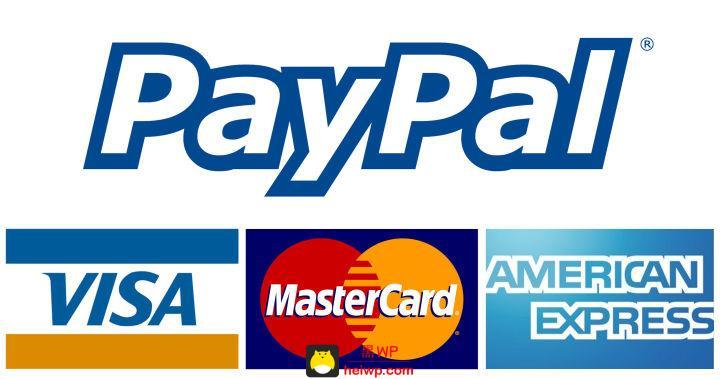 注册个人PayPal支付账户流程教程,购买国外WordPress主题插件必备支付方式