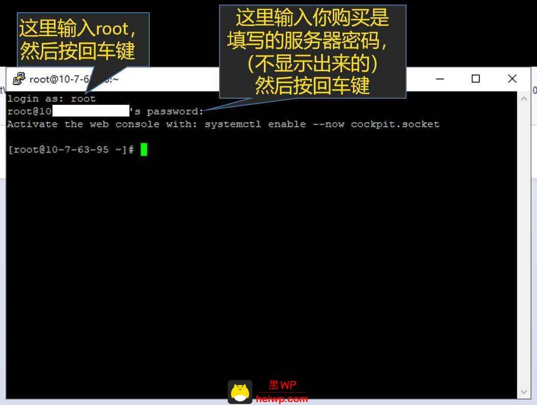 Linode服务器购买、部署宝塔、搭建WordPress新手入门教程-黑WP