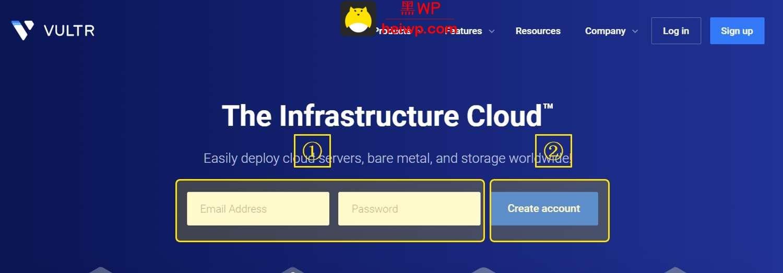 (四)Vultr服务器购买、部署宝塔、搭建WordPress新手入门教程-黑WP
