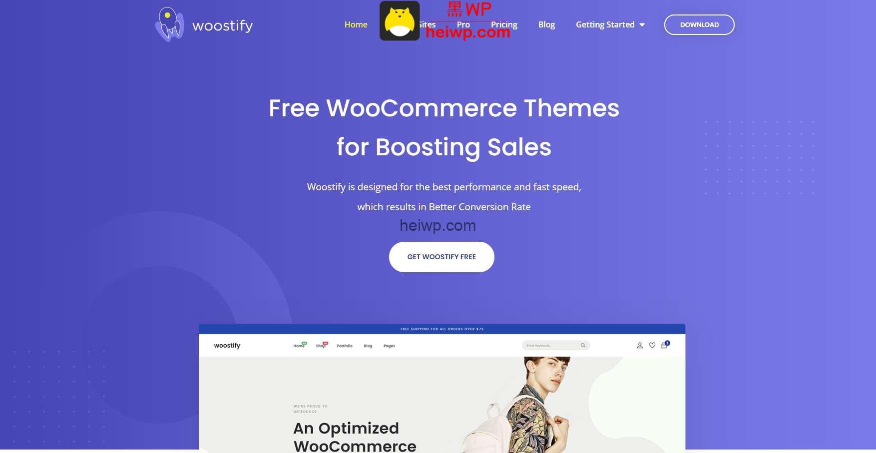 Woostify Pro--高级Wooeommerce主题【官方授权正版激活密钥Key】-黑WP