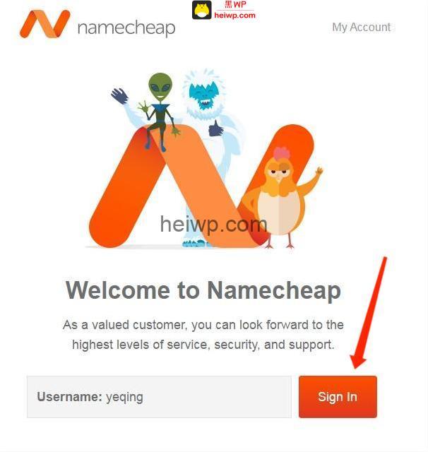 【高性能WP服务器】NameCheap托管主机-Easywp搭建WordPress教程-黑WP