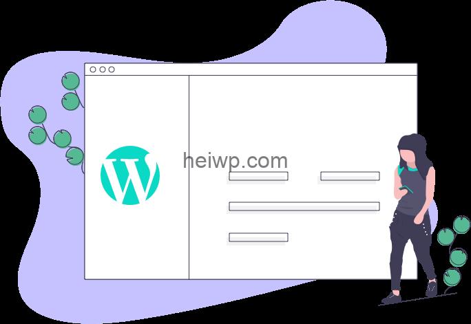 WordPress外贸建站服务-黑WP