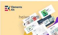 【官方正版key】Elementor增强插件-ElementsKit官方正版,提供永久激活KEY密钥
