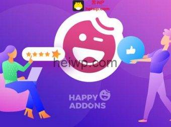 【免费下载】Happy Elementor Addons Pro Elementor插件扩展Pro版 - v1.9