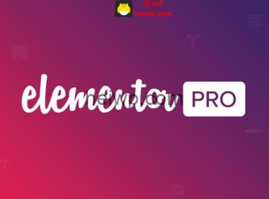 「免费下载」 可视化页面构建器 Elementor Pro v3.0.4 不限域名版【中文汉化】